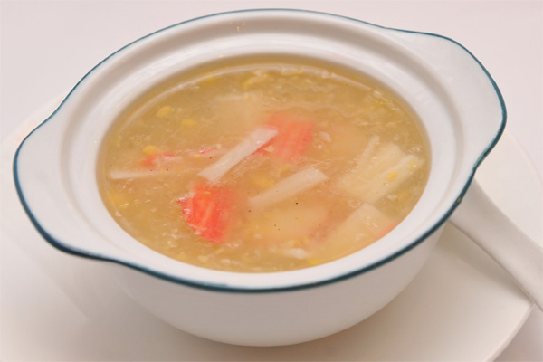 Crab Corn Soup
