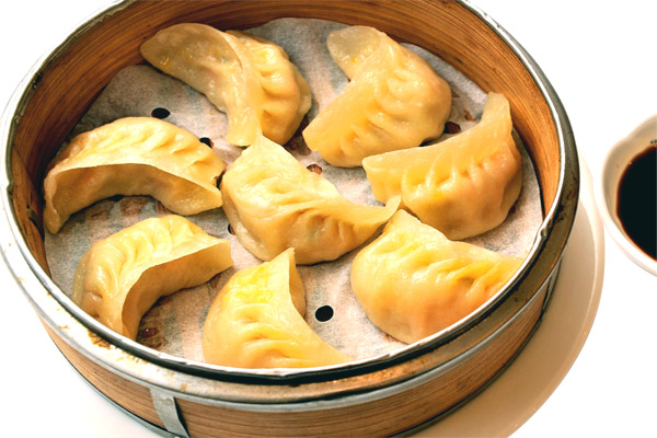 Steamed Dumpling (6Pcs)